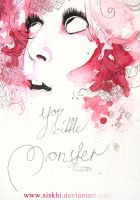 You Little Monster - Lady Gaga by SiljaVich