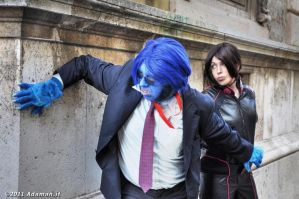 x men cosplay by AleDiri