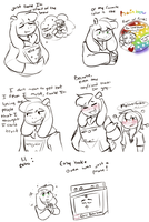 Gay gote by Channydraws