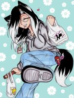 Otaku for an Otaku by Akane-The-Fox