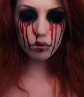 Bloody Mary Makeup by marymakeup