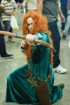 Merida Cosplay by Keki-Cake