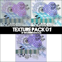 Textures Pack 01 by ohgoddesshayles
