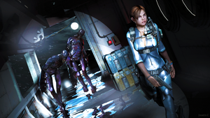 Resident Evil Revelations by James--C