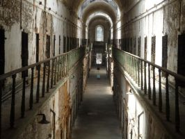 Eastern State Penitentiary 19 by raindroppe