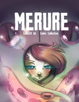 Merure 3 Cover by Ikaruga