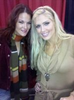 Amy and Torrie Wilson by XtremeDivaLovers