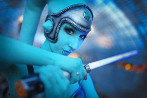 Twilek Cosplay by emilyrosa
