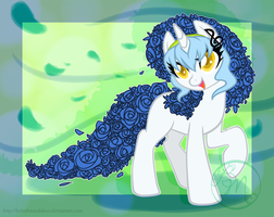 .:B: A Flower Song:. by CocoamintWhimsy