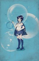 Sailor Mercury by aprilmdesigns