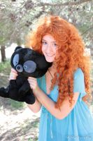 Modern Merida ~ Preview by Pandore11