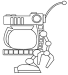 Coffeebot Template by The1stMoyatia