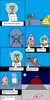 SpongeBob WolfPants II: Page 3 by daoro94