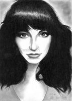 Kate Bush1 by LittleRamona