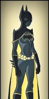 Batgirl - Cassandra Cain by DraganD