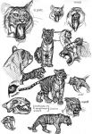 tiger page by ExitStageLeft