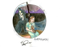 Discworld: Tiffany and Death by Sanomi