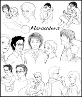 Marauders by Nanamy
