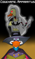 Darkwing Duck: Codename Apparatus Page 4 by cutelittledizzymae