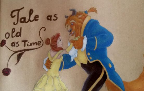 Beauty and the Beast by AngelInTheHeart
