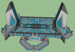 skyball court by Dracelix