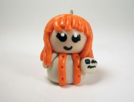 Leeloo Fifth Element Pendant by sweet-geek
