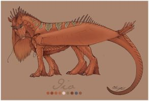 Old Iio Reference by Alkahla