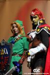 Link and Ganondorf - Performance by Sora-Phantomhive