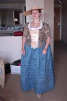 2009 18th century Jacket by Cuddlyparrot