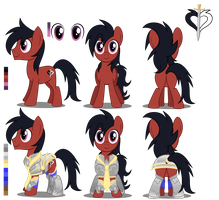 Blake Heart Character Reference by Wicklesmack