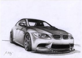 BMW M3 by Mipo-Design