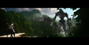Shadow of the Colossus by FollowMeHome