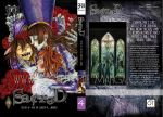 SACRED vol. 4 cover- PRE-ORDER NOW!! by SiSero