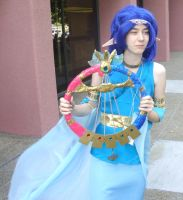Nayru Oracle of Ages Cosplay by Cassandrina