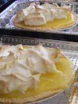 Lemon Meringue Pie by BlueIvyViolet