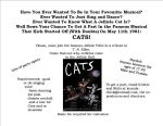 Jellicle Cats Come Out Tonight by Krystalle17