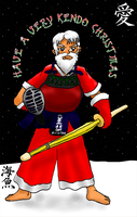 Have a Very Kendo Christmas by Nogistune