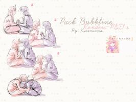 PNG's -  PackBubbline by kuronuuma