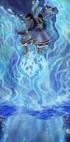 Waterbending Twins by Jujulica