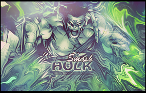 Hulk smash by FebiGD