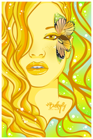 Butterfly by Shiiio