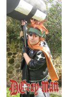 Lavi Bookman Jr. D Gray-Man by misfitmosher