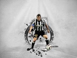 Wall Del Piero by juventino11