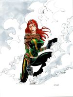 Hope Summers marker by cehnot