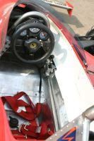 Gilles Villeneuve's Ferrari 312T5 by 914four