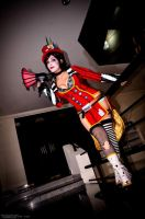 Mad Moxxi ~ Bordelands Cosplay. by Candustark