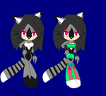 Nicole .:ref:. by Annithecat
