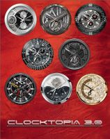 Clocktopia 3.0 by rodfdez