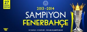 Fenerist Kapak Calismam | Sampiyon Fenerbahce by Power-Graphic