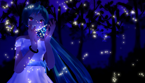 Fireflies by RiStarr